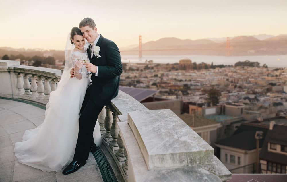 san francisco top wedding venues